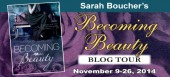 Blog tour: 'Becoming Beauty'