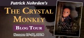 Blog tour: 'The Crystal Monkey'