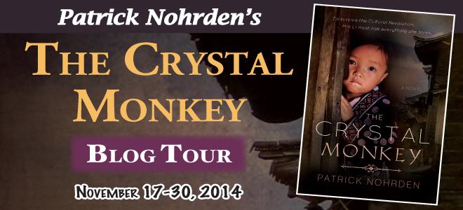 Crystal Monkey blog tour