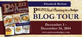 Blog tour: 'Paleo Meal Planning on a Budget'