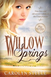 Fiction Fest: Final free preview of Carolyn Steele's 'Willow Springs'