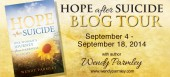 Blog tour: 'Hope After Suicide'
