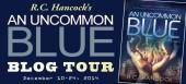 Blog tour: 'An Uncommon Blue'