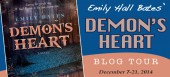 Blog tour: 'Demon's Heart'