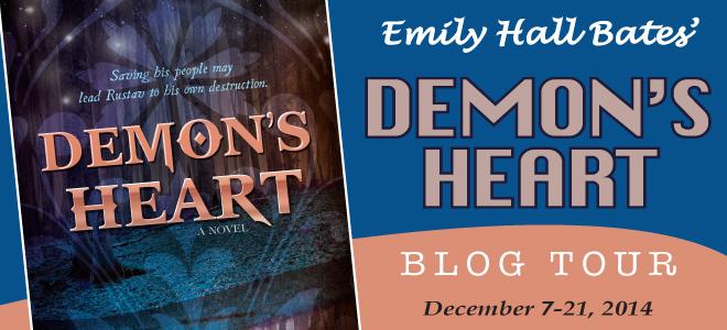 Demon's Heart blog tour