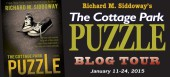 Blog tour: 'The Cottage Park Puzzle'