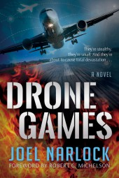 Fiction Fest: Joel Narlock's 'Drone Games' brings October excerpts to a close
