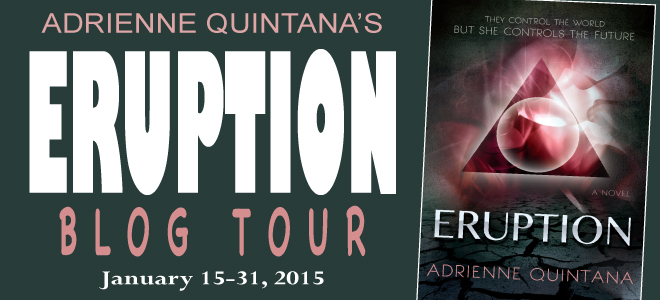 Eruption blog tour