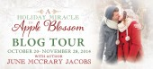 Blog tour: 'A Holiday Miracle in Apple Blossom'