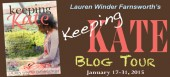 Blog tour: 'Keeping Kate'