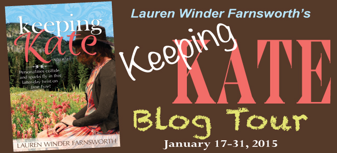 Keeping Kate blog tour