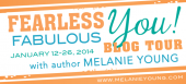 Blog tour: 'Fearless Fabulous You!'