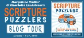 Blog tour: 'Scripture Puzzlers'