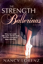 Fiction Fest: New month begins with free sample from Nancy Lorenz's 'The Strength of Ballerinas'