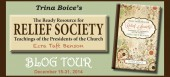 Blog tour: 'The Ready Resource for Relief Society'