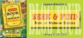 Blog tour: 'Seek & Find Book of Mormon Stories'