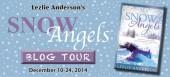Blog tour: 'Snow Angels'