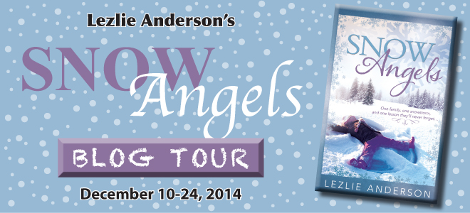 Snow Angels blog tour