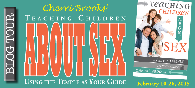 Teaching Children About Sex blog tour