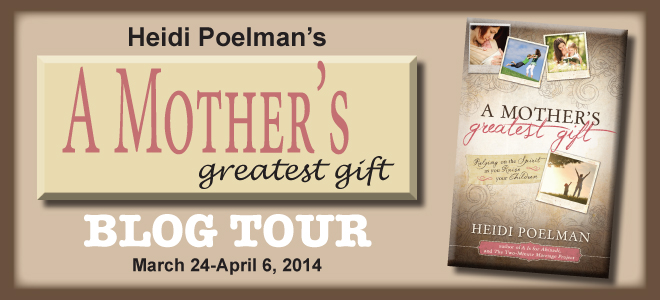 A Mother's Greatest Gift blog tour