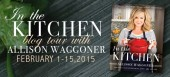 Blog tour: 'In the Kitchen'