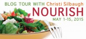 Blog tour: 'NOURISH'