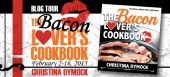 Blog tour: 'The Bacon Lover's Cookbook'