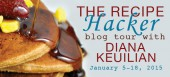 Blog tour: 'The Recipe Hacker'