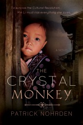 Fiction Fest: Final excerpt of month comes from Patrick Nohrden's 'The Crystal Monkey'