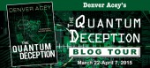 Blog tour: 'The Quantum Deception'
