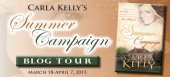 Blog tour: 'Summer Campaign'