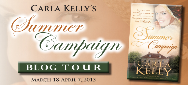 Summer Campaign blog tour