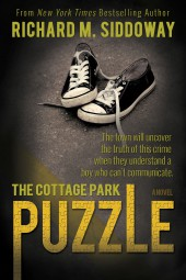 Fiction Fest: Final free peek at Richard Siddoway's 'The Cottage Park Puzzle'