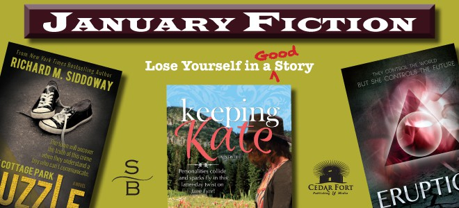 January fiction: Jolly good!