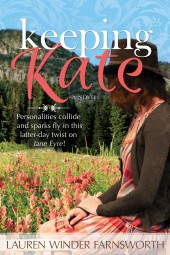 Fiction Fest: Last free glimpse at Lauren Winder Farnsworth's 'Keeping Kate'