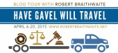 Blog tour: 'Have Gavel Will Travel'
