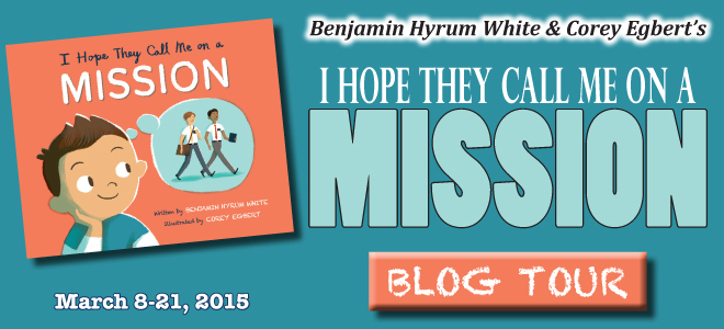 I Hope They Call Me on a Mission blog tour