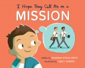 Blog tour: 'I Hope They Call Me on a Mission'