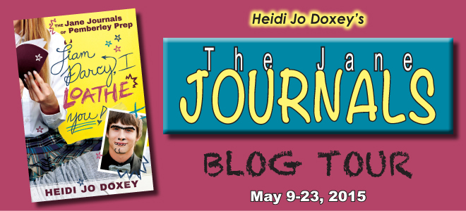 Jane Journals blog tour