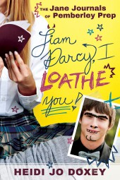 Blog tour: 'The Jane Journals: Liam Darcy, I Loathe You!'