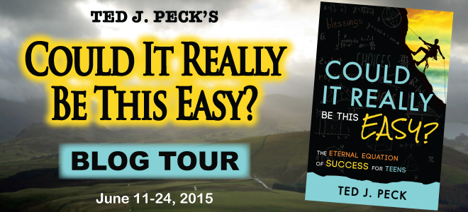 Could It Really Be This Easy blog tour