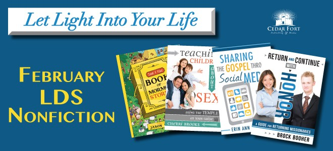 February LDS nonfiction titles include the birds and the bees, social media, RMs, seek-and-find