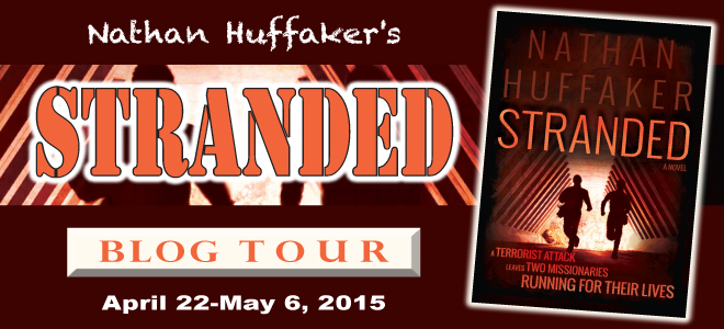 Stranded blog tour