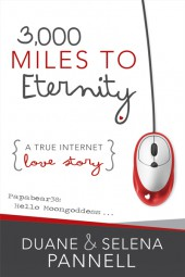 Blog tour: '3,000 Miles to Eternity: A True Internet Love Story'