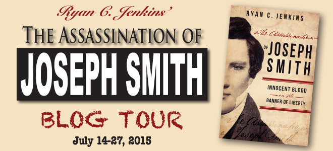 Assassination of Joseph Smith blog tour