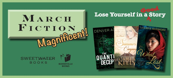 March fiction: Magnificent!