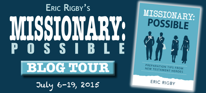 Missionary Possible blog tour