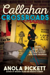 Blog tour: 'Callahan Crossroads'
