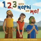 Blog tour: '1, 2, 3 with Nephi and Me'
