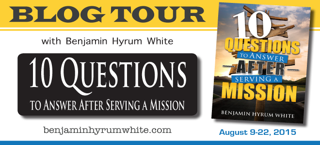 10 Questions After blog tour